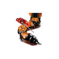 LEGO NINJAGO 70674 VUURTAND