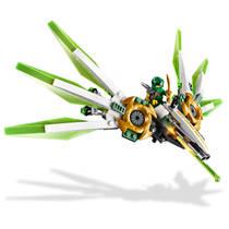 LEGO NINJAGO 70676 TITANIUM MECHA LLOYD