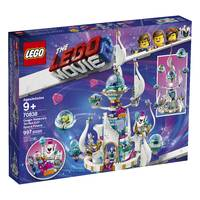 LEGO The LEGO Movie 2 koningin Wiedanook Watdanooks echt niet kwaadaardige ruimtepaleis 70838