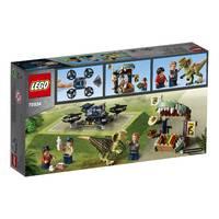 LEGO JW 75934 DILOPHOSAURUS ONTSNAPT