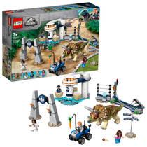 LEGO Jurassic World triceratopschaos 75937
