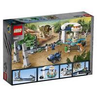 LEGO JW 75937 TRICERATOPSCHAOS