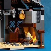 LEGO HP 75947 HAGRIDS SCHEURBEKS ONTSNAP