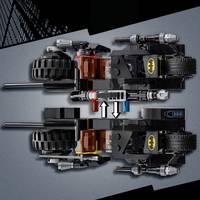 LEGO SH 76118 MR. FREEZE™ HET BATCYCLE