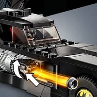 LEGO SH 76119 BATMOBILE™: DE JACHT OP