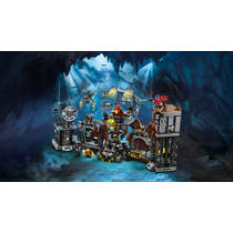 LEGO SH 76122 BATCAVE INVASIE CLAYFACE™