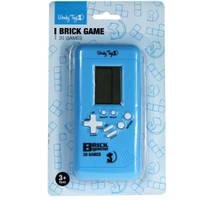 Wonky Monkey 20 Brick games handheld - blauw