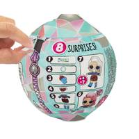 L.O.L. SURPRISE GLITTER GLOBE WINTER DIS