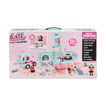 L.O.L. SURPRISE 2-IN-1 GLAMPER