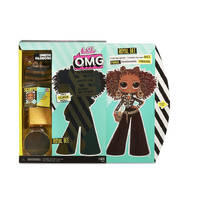 L.O.L. SURPRISE OMG DOLL- QUEEN BEE
