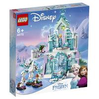 LEGO Disney Frozen Elsa's magische ijspaleis 43172