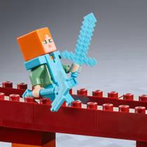 LEGO 21154 DE BLAZE BRUG