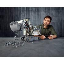 LEGO 42100 LIEBHERR R 9800 GRAAFMACHINE