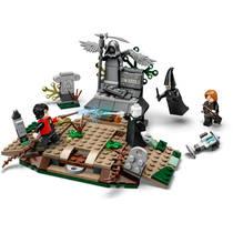 LEGO 75965 HP DE OPKOMST VAN VOLDEMORT