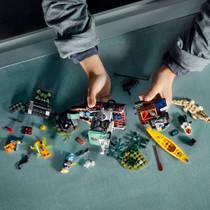 LEGO 70419 HIDDEN SIDE SCHIPBREUK MET GA