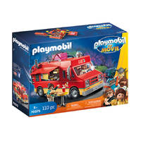 PLAYMOBIL 70075 TM DEL'S FOOD TRUCK