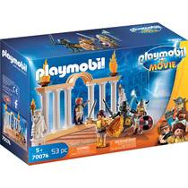 PLAYMOBIL THE MOVIE Keizer Maximus in het colosseum 70076