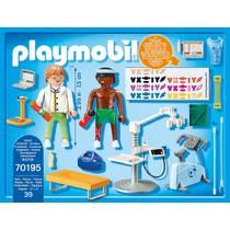 PLAYMOBIL 70195 PRAKTIJK FYSIOTHERAPEUT