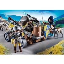 PLAYMOBIL 70225 WOLVENTEAM WATERKANON
