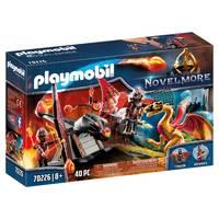 PLAYMOBIL Novelmore Burnham Raiders met gouden draak 70226