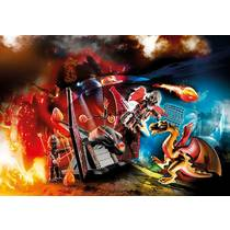 PLAYMOBIL 70226 BURNHAM RAIDERS MET GOUD