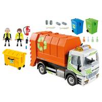 PLAYMOBIL 70200 AFVAL RECYCLING TRUCK