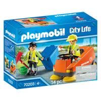 PLAYMOBIL 70203 STRAATVEGER