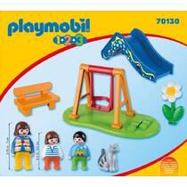 PLAYMOBIL 1.2.3 70130 SPEELTUINTJE