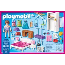 PLAYMOBIL 70208 SLAAPKAMER ONTWERPHOEK