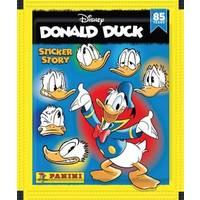 Donald Duck stickers en verzamelkaarten