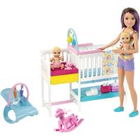 BARBIE SKIPPER - KINDERSPEELKAMERSPEELSE
