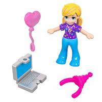 POLLY POCKET TINY POCKET PLACES - POLLY'