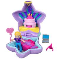 Polly Pocket Tiny Pocket Places Polly's verjaardag