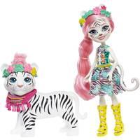 Enchantimals pop Tadley tijger en Kitty