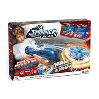 SINGLE SHOT BLASTER SPINNER