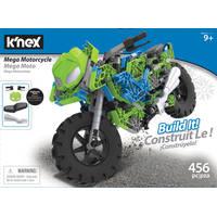 K'NEX mega motorfiets bouwset