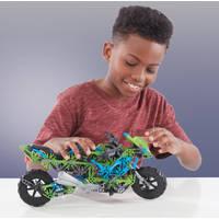 BUILDING SETS - MEGA MOTORCYCLE BUILDING