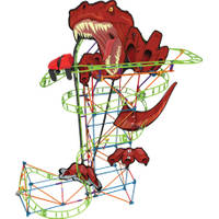 THRILL RIDES - T REX FURY ROLLER COASTER