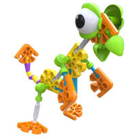 KID K'NEX - DINO DUDES BUILDING SET