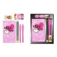 Little Divas stationery set