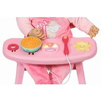 BABY ANNABELL LUNCH TIME TABLE