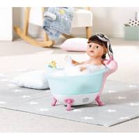 BABY BORN SOFT TOUCH SISTER BROWN 43CM