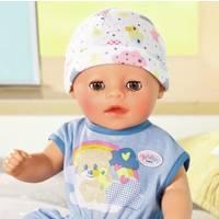 BABY BORN SOFT TOUCH LITTLE BOY 36CM