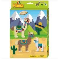Hama Strijkkralen Alpacas 2000-delig