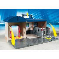 PLAYMOBIL 5689KOFFER POLITIESTATION EXCL