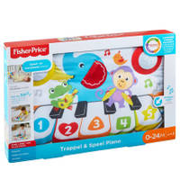Fisher-Price Trappel & Speel piano