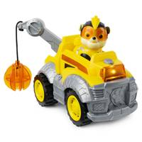 PAW PATROL MIGHTY PUPS VEHICLE - RUBBLE