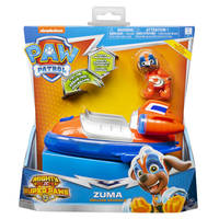 PAW Patrol Mighty Pups Super PAWs luxe voertuig van Zuma