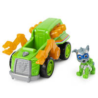 PAW PATROL MIGHTY PUPS VEHICLE - ROCKY