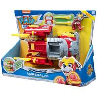 PAW Patrol Mighty Pups transformeerbare brandweerwagen Marshall
